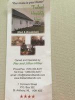 Trailsend Hospitality Home